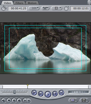 how to extend a still frame final cut pro