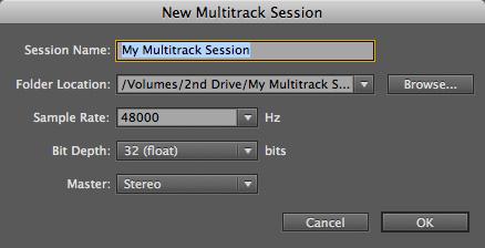 Audition: Multitrack Editing | Larry Jordan