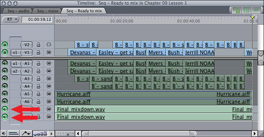 FCP 7: Send Projects to Audition   Larry Jordan