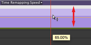 how to change speed on premiere