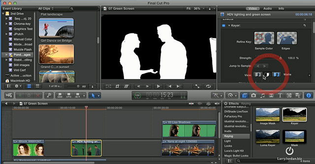079: Creating Effects in Final Cut Pro X