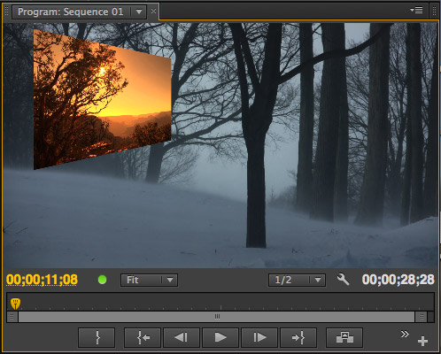 Premiere Pro CS6: Moving Images and Effect Controls | Larry