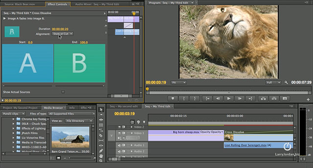 how to make video smaller in adobe premiere pro