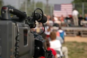 Final Cut Pro Class Online | Camera Capturing Video of A Speech