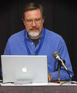 Final Cut Pro Classes Los Angeles | Larry Jordan Presenting At Conference