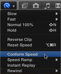 FCP X: Better Slow Motion