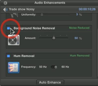 FCP X: Fix Audio Problems [Video] | Larry Jordan