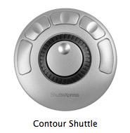 Contour Design Shuttlepro V Software