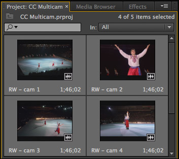 Premiere Pro CC: Multicam Step-by-Step | Larry Jordan