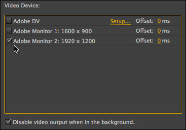 Premiere Pro CC: Use Two Monitors [u] | Larry Jordan