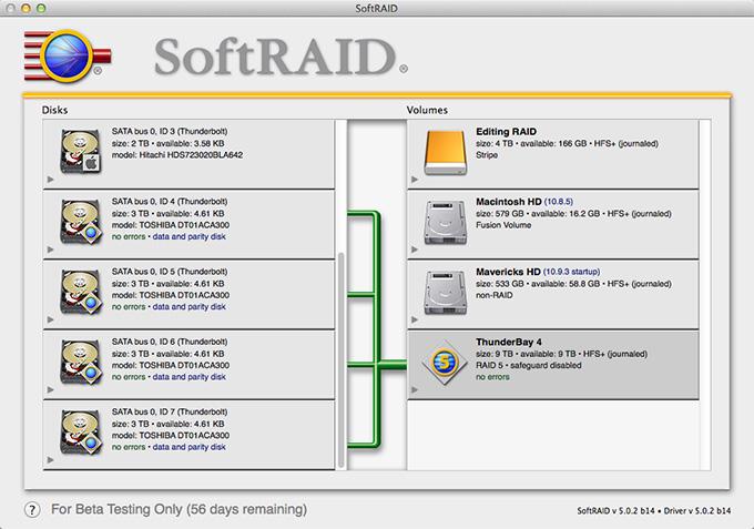 Product Review: OWC ThunderBay 4 RAID [u]   Larry Jordan