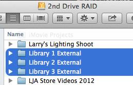 FCP X: Divide Large Libraries [u]   Larry Jordan