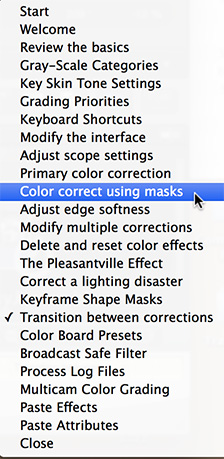 141: Advanced Color Correction in Final Cut Pro X