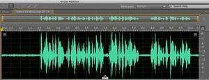 Using Adobe Audition Program To Optimize Sound | Adobe Video Editing