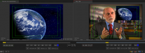 Editing Internet Founder Vint Cerf In Video Special With Adobe Video Editing