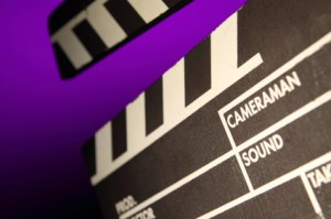 A Clapperboard At An Angle | Final Cut Pro Training