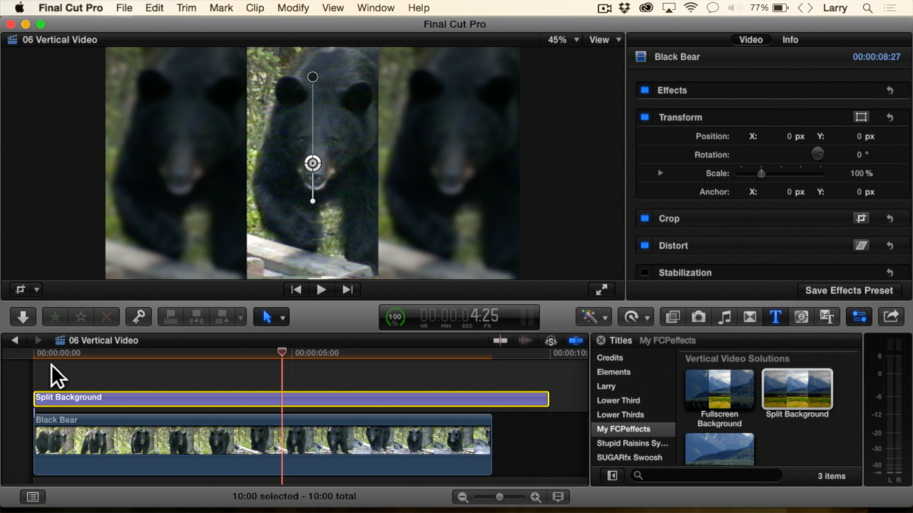 final cut pro update download