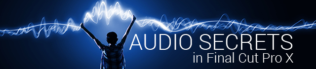 Audio Secrets store fcpx