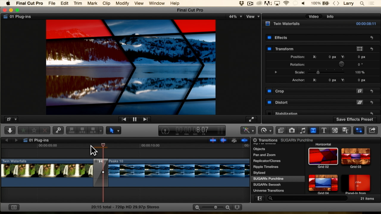 177: Useful Plugins for Final Cut Pro X