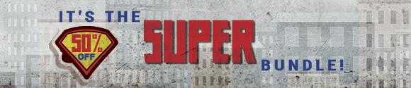 Super Bundle Email Header