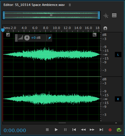 Adobe Audition: Separate Stereo Audio to Dual-Channel Mono Clips