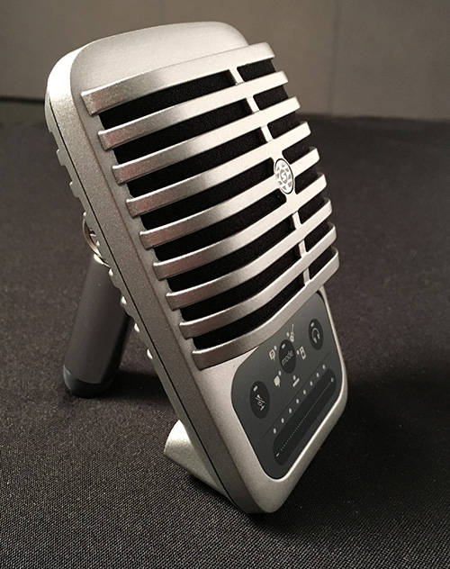 Product Review: Shure MV51 Digital Microphone | Larry Jordan