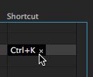 Shortcuts002
