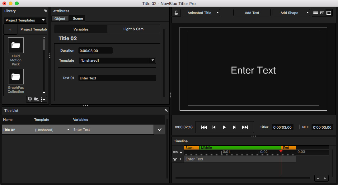 newblue titler pro live for wirecast crack