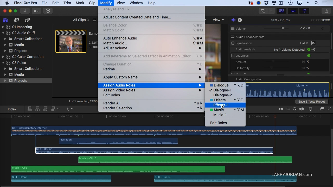 214: Simple Tricks & Pithy Tips for Final Cut Pro X