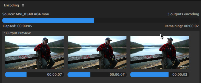 Adobe Media Encoder: Automate Compression with Watch Folders