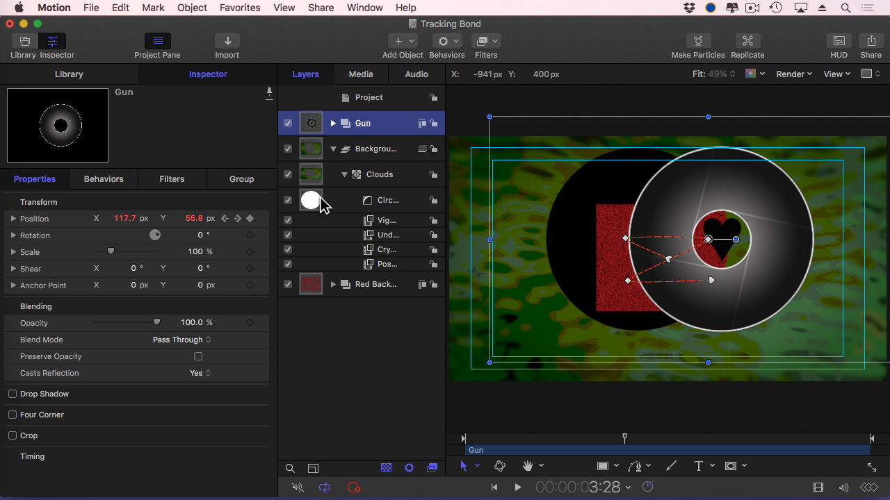 217 - Add Media, Paths and Masks in Apple Motion 5 3