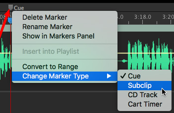 Adobe Audition CC: Using Markers [u] | Larry Jordan