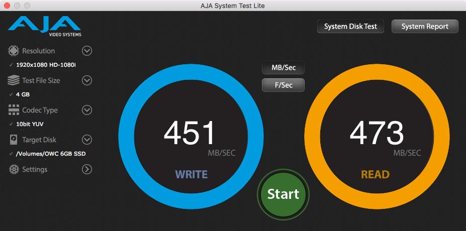 96543627e204 Product Review: OWC ThunderBay 4 mini (SSD RAID)   Larry Jordan