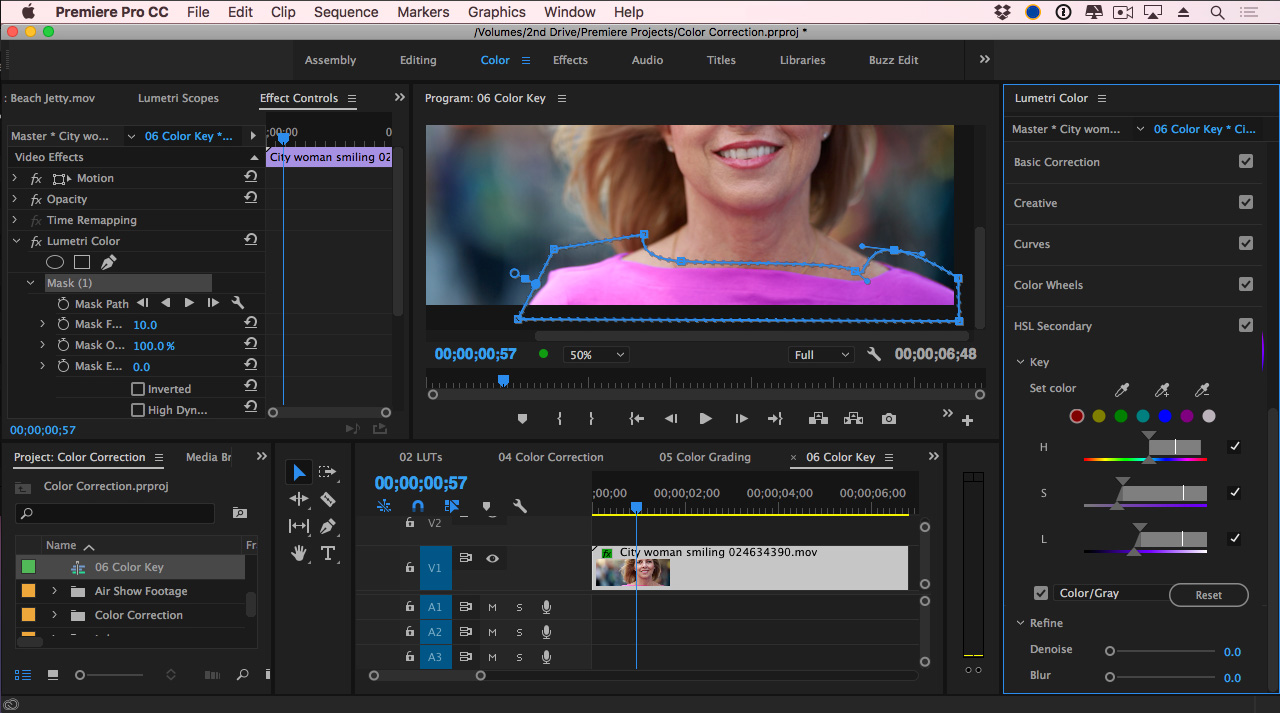 Adobe Premiere Pro CC 2020 14.3 full screenshot