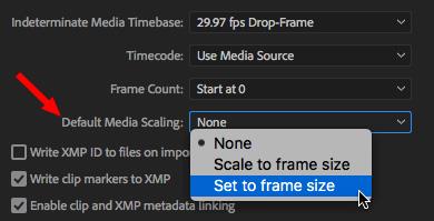 Optimize Adobe Premiere Pro CC Preferences | Larry Jordan