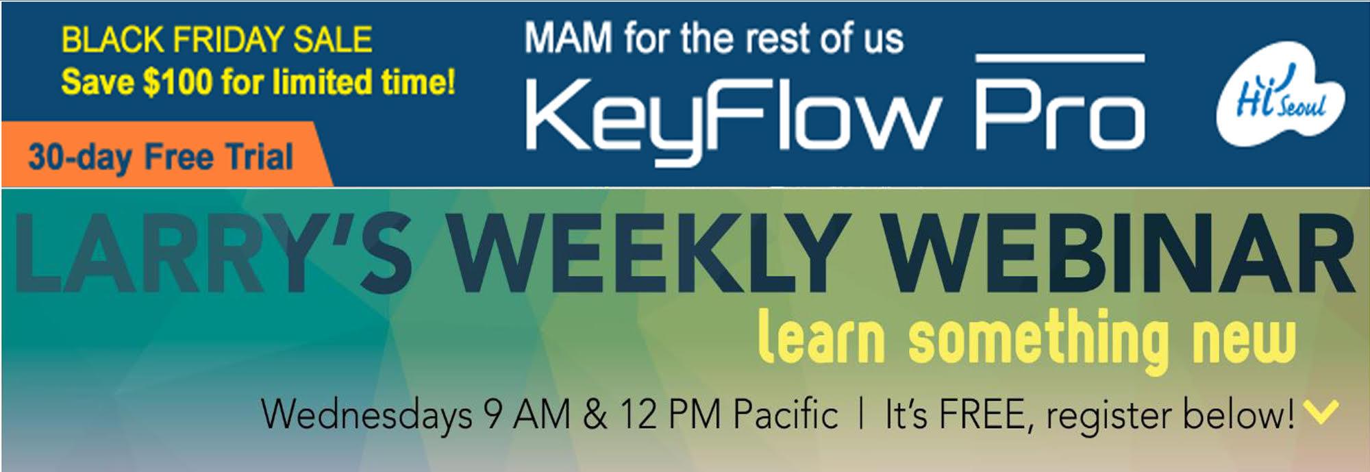 Key Flow Pro Black Friday Sale