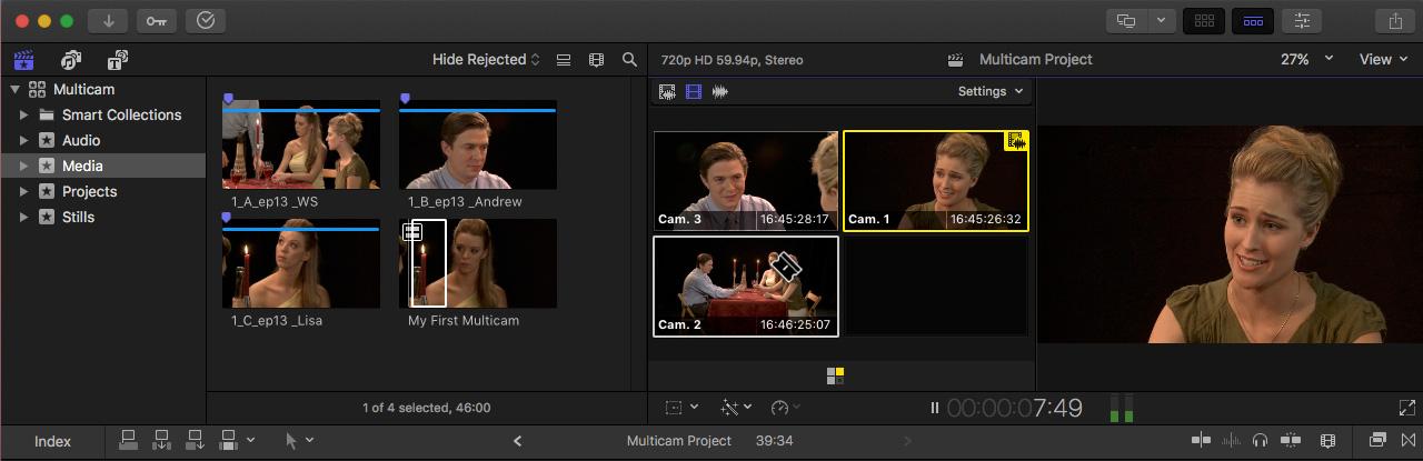 Apple Final Cut Pro X 10 4: Workflow & Editing