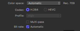 First Look: HEVC vs  H 264 in Apple Compressor 4 4 | Larry Jordan