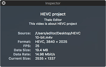 Configure Final Cut Pro X to Output HEVC (H 265) | Larry Jordan