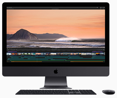Configure an iMac Pro for Video Editing [u] | Larry Jordan