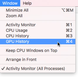 An Easy Way to Monitor GPU Activity   Larry Jordan