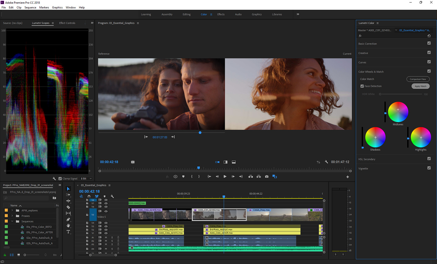Adobe Updates All Creative Cloud Video Applications