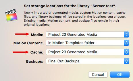 Server-Based Video Editing with Final Cut Pro X [u] | Larry Jordan