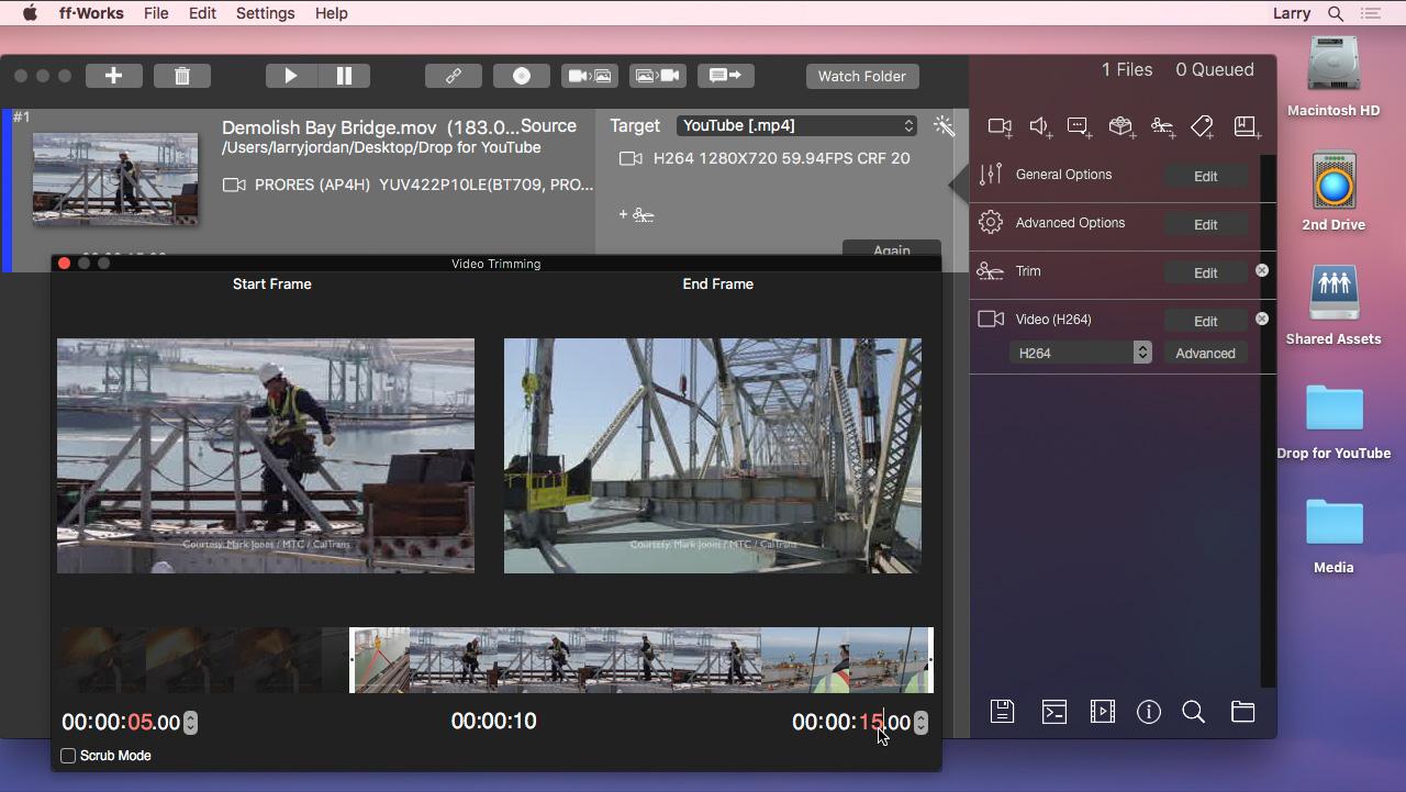 Adobe media encoder presets