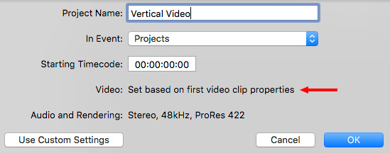 Create and Edit Vertical Video in Final Cut Pro X | Larry Jordan
