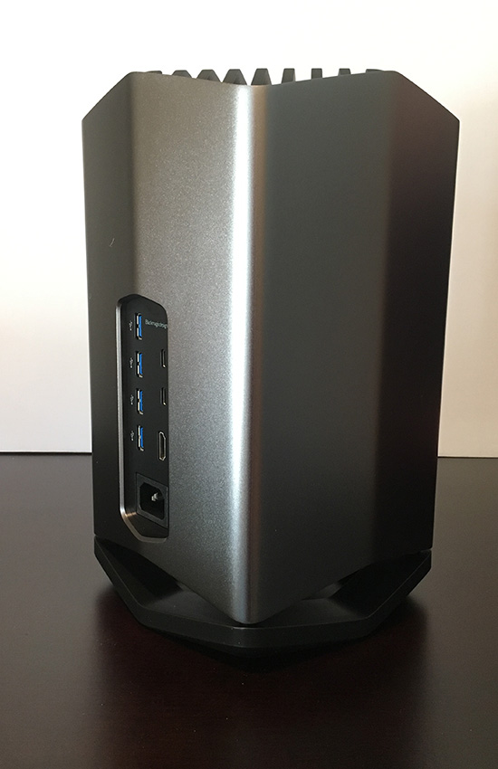 Product Review: Blackmagic eGPU – Performance for Laptops | Larry Jordan