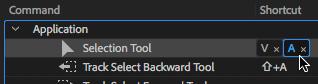 Crea shortcuts de teclado personalizados para Premiere Pro CC