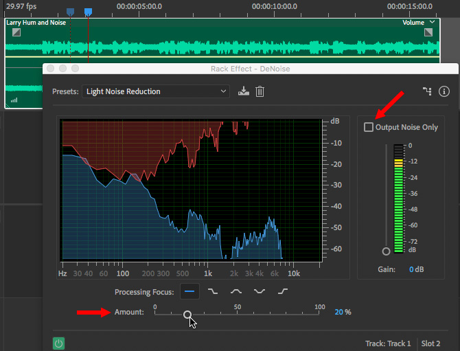 New Features in Adobe Audition CC 2019   Larry Jordan