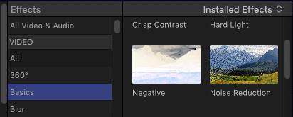 Final Cut Pro X: New! Remove Video Noise | Larry Jordan