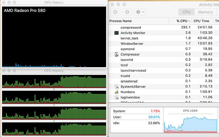 Video Compression Speed Test: Apple Compressor vs  Adobe